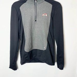 Under Armour 1/4 zip up pullover XS